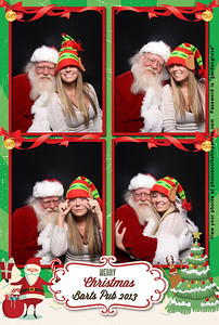 Bart's Pub Holiday Party