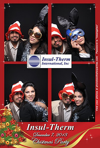Insul-Therm Christmas Party