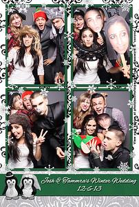 Josh & Tammra's Winter Wedding