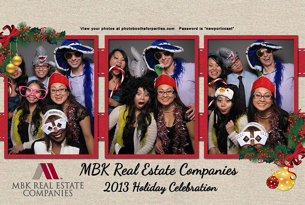 MBK Holiday Party