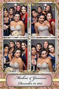 Marlene and Giovanni's Wedding