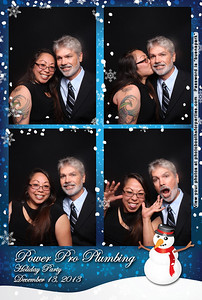 Power Pro Plumbing Inc  Holiday Party