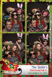 Taylor Christmas Party