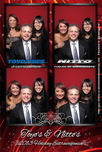 Toyo's & Nitto's  Holiday Party