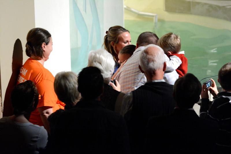 December 2015 Baptisms