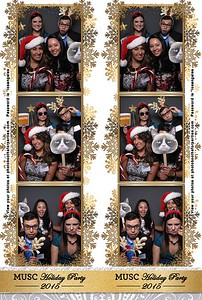 Marine Underwriters Christmas Party