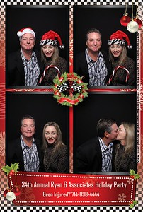 34th Annual Ryan & Associates Holiday Party