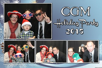 CGM Holiday Party 2015