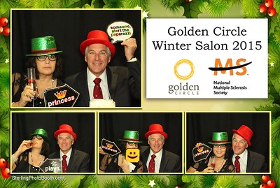 Golden Circle Winter Salon 2015
