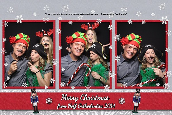 Hoff Orthodontis Christmas Party