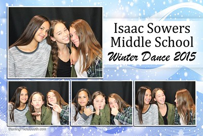 Isaac Sowers Winter Dance 2015