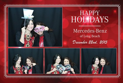Mercedes Bens of Long Beach Holiday Party 2015