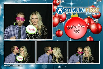 Optimum First Mortgage Holiday Party 2015