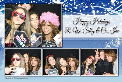 R. W. Selby & Co. Holiday Party 2015