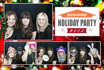 Servpro Holiday Party 2015
