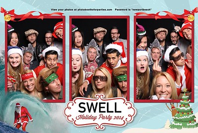 Swell Company Party