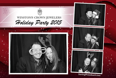 Winston's Crown Jewelers Holiday Party 2015