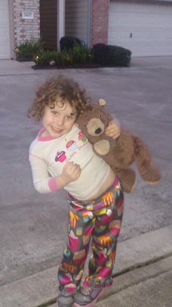 Pajama Day at school - last day before break