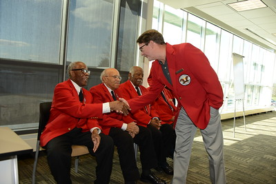 December 2016 East  Coast Chapter Tuskegee Airmen Meeting