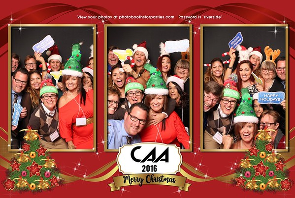 CAA Holiday Party