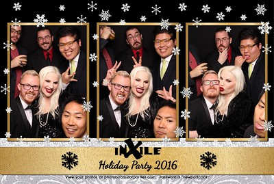 INXILE Holiday Party 2016