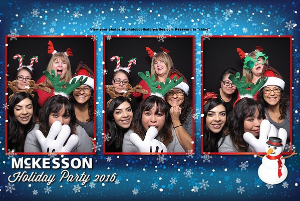 McKESSON Holiday Party