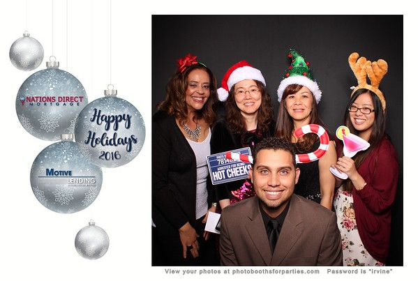 Nation's Direct Holiday Party