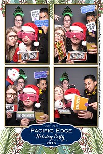 Pacific Edge Hotel Holiday Party