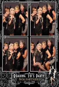 Roaring 20's Party IWM Partners
