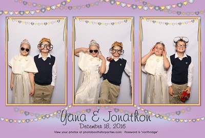 Yana & Jonathon's Wedding