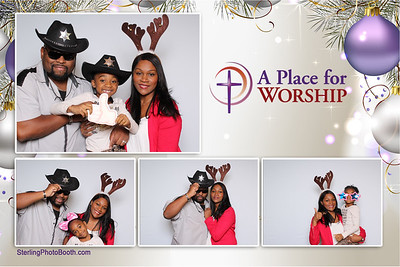 A Place For Worship Holiday Party