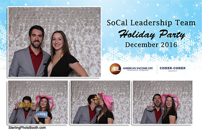 AIL Holiday Party