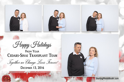 Cedars-Sinai Holiday Party