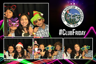 Club Friday City of Whittier