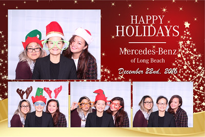 Mercedes-Benz of Long Beach Holiday Party