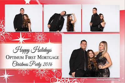 Optimum First Christmas Party