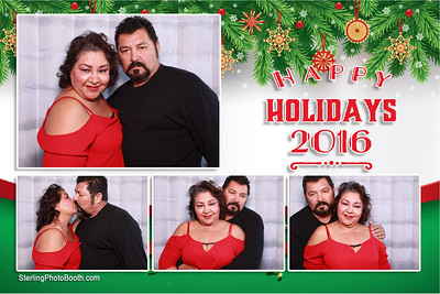 Palm Springs Disposal Employee Holiday Party