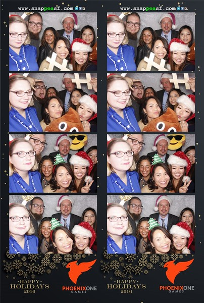 Phoenix One Holiday Party