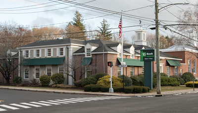 121216  Wesley Bunnell | Staff  TD Bank in Southington was the scene of a robbery on Monday Dec 12.