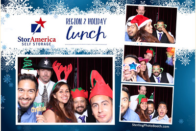 Stor America Holiday Lunch