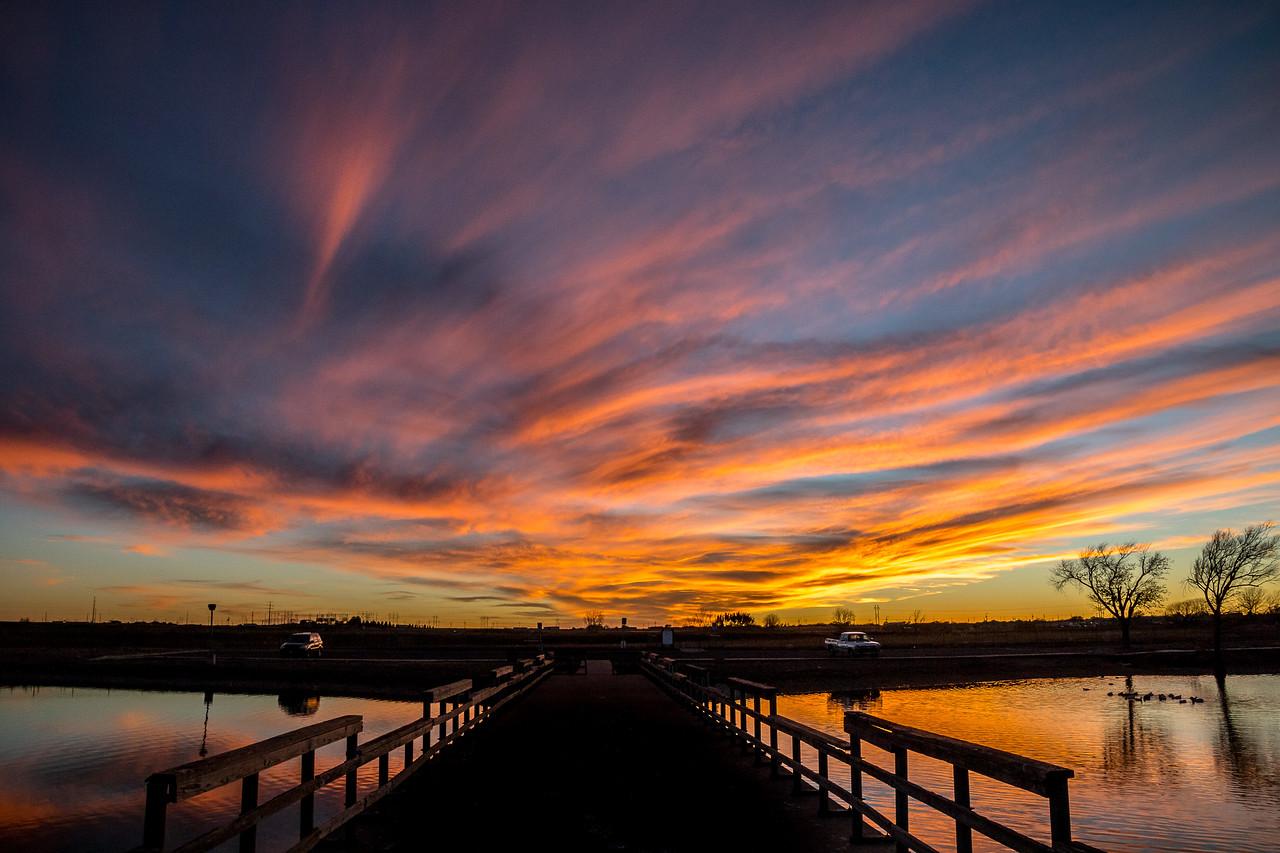 Southeast Park Sunset