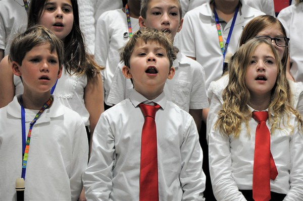 A Festive and Delightful Lower School Winter Concert