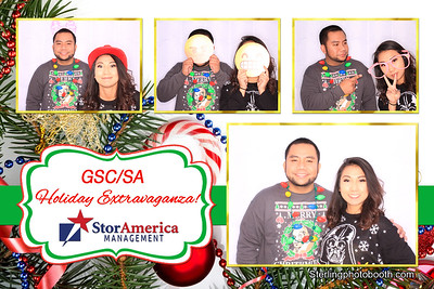 GSC/SA Holiday Party 2017