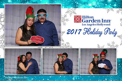 Hilton 2017 Holiday Party