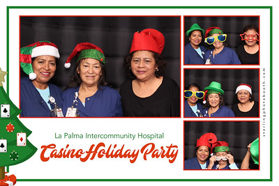 La Palma Intercommunity Hospital Holiday Party
