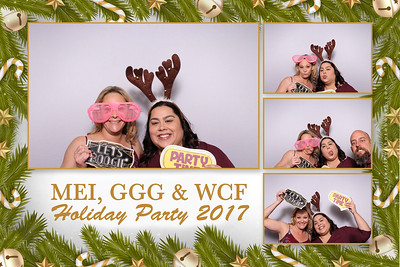 MEI, GGG, WCF Holiday Party 2017