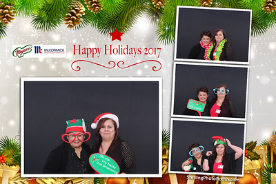 McCormick Holiday Party 2017