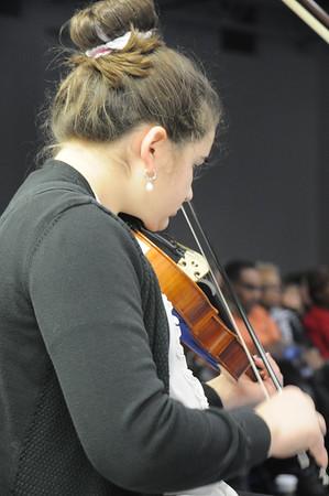 Middle School Winter Festival Concert