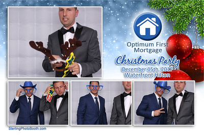 Optimum First Mortgage Christmas Party