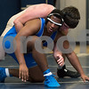 12/13/17  Wesley Bunnell | Staff<br /> <br /> Plainville wrestling defeated Newington Wednesday evening at Plainville High School.  Newington's Wyatt Bernard vs Plainville's Travis Boone in the 220lb match.